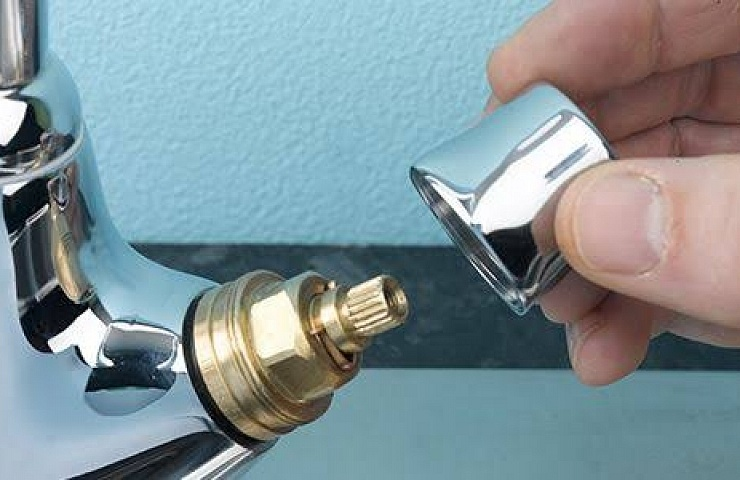 How To Fix a Broken Tap - Makers Gonna Make